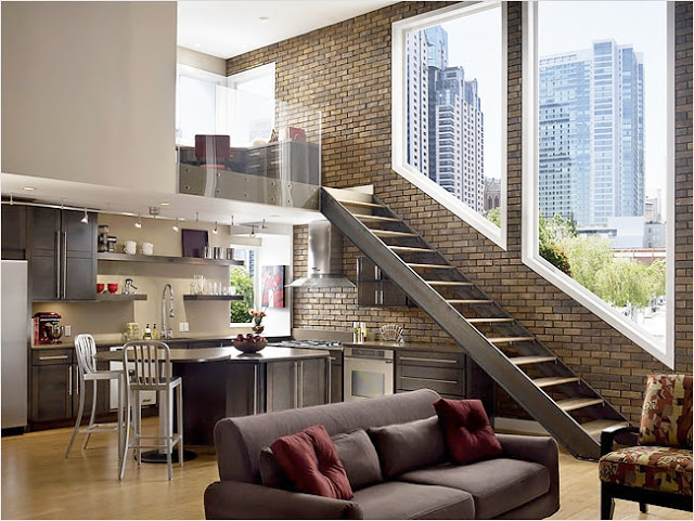 Great Modern Loft Design Tips Furniture Home Design Ideas